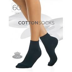 ponožky COTTON socks 60 DEN