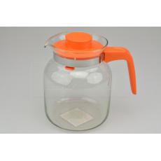 Konvice na čaj BANQUET 1.45L - Oranžová
