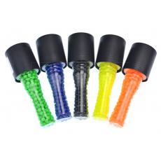 BB kuličky do pistole v oválném granátu- Menší balení mix barev, 1ks, 18+