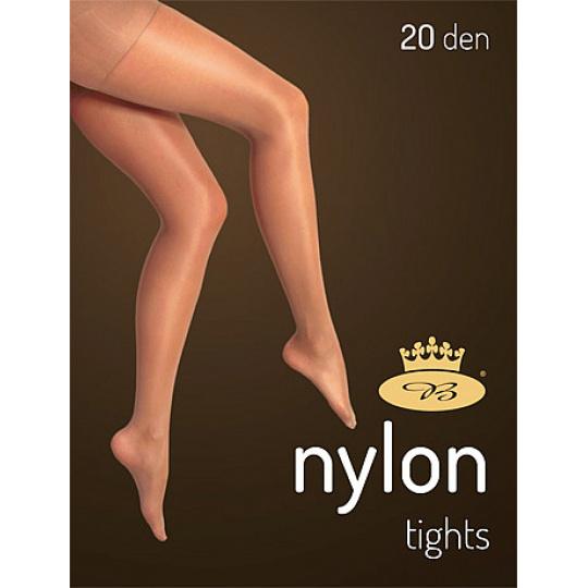 punčochové kalhoty NYLON tights 20 DEN