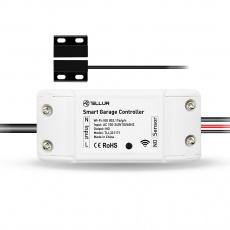 Tellur WiFi Smart sada pro ovládání garážových vrat, bílá