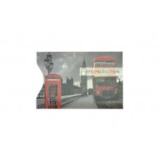 RFID ochranný obal na kartu - London