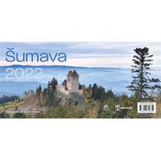 Kalendář 2022 - Šumava (stolní)
