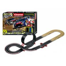 Carrera Autodráha GO 62495 Super Rally