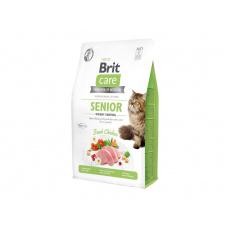 Brit Care Cat Grain-Free Senior Weight Control 400g