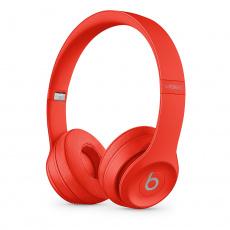 Beats Solo3 WL Headphones - Red