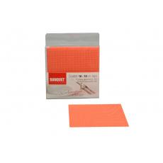 Podložky pod sklenice set 6ks Culinaria BANQUET (10x10cm) - Orange
