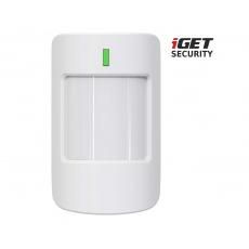 iGET SECURITY EP1 - bezdrátový pohybový PIR senzor pro alarm M5, vysoká výdrž baterie až 5 let, 1 km