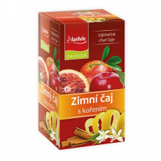 Apotheke PREMIER Zimní čaj s kořením 20x2g