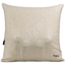 Naipo Shiatsu Massage Throw Pillow with