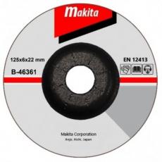 Makita B-46361 brusný kotouč 125x6x22 ne