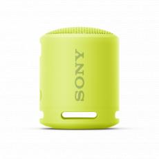 Sony bezdr. reproduktor SRS-XB13, limetově žlutá, model 2021