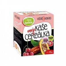 CEREÁLKA ovesná kaše Višně a kakao 4x75g