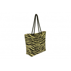 Plážová taška 50x36 cm Safari žlutá