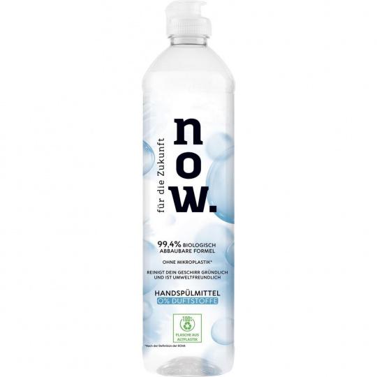 NOW ECO přípravek na ruční mytí nádobí plně ekologický 550ml