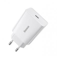 Baseus CCFS-SN02 Speed Mini Nabíječka USB-C 20W White