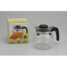 Konvice na čaj SIMAX 0,35l - Černá (10,5cm)