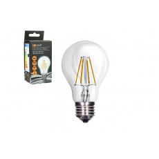 LED žárovka retro, klasický tvar, 8W, E27, 3000K, 360°, 810lm – 8592718019532