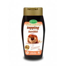 Topping Čekankový karamel 330g