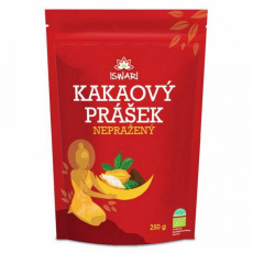 Iswari Kakaový prášek bio 250g