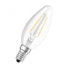 OSRAM LED STAR CL B Filament 2,5W 827 E1
