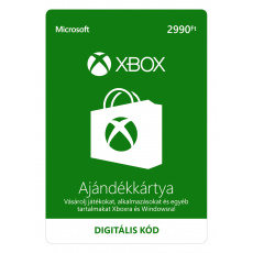 ESD XBOX - Dárková karta Xbox 2990 HUF