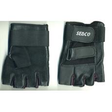 Sedco 4187-XL Rukavice fitnes kůže