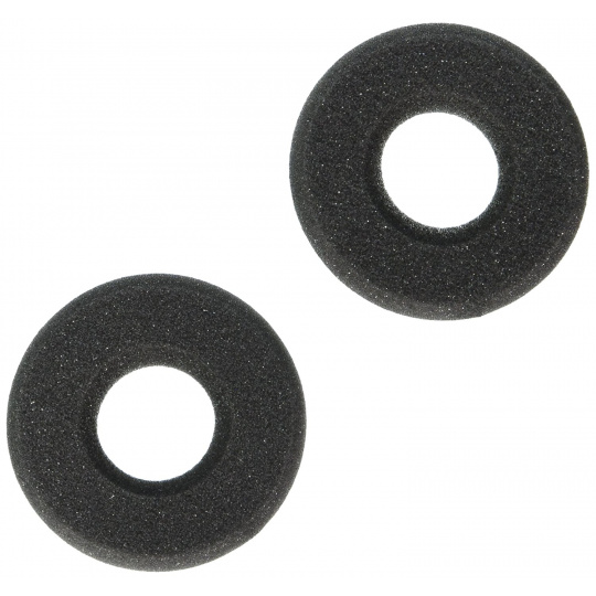 Plantronics Ear Cushion (2 ks), Foam BLCK 600