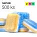 Tablety do myčky All in 1 Nature s rozpustnou fólií 500ks