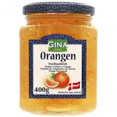 Pomerančová marmeláda, dánská specialita, 400g