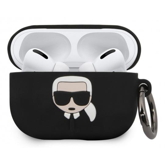 Karl Lagerfeld Karl Case Apple Airpods Pro, Black