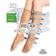 podkolenky RELAX knee-socks 20 DEN
