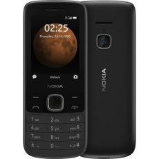 Nokia 225 4G Dual Sim Black