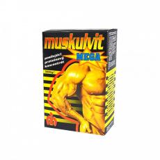 Muskulvit MEGA 70% jahoda 300g