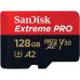 SanDisk Extreme Pro microSDXC 128GB 170MB/s + ada.