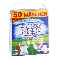 Weisser Riese prací prášek Universal EXTRA 50 dávek, 2,75kg