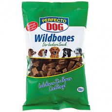 Perfecto Dog zvěřinové kostičky 150g