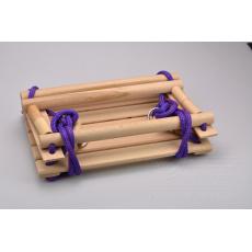 Dětská dřevěná houpačka - Nostnost 200kg
