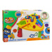 Dětský 3D modelovací set se stolečkem BOWA (NO.8723) včetně plastelíny 30ks