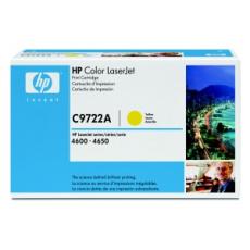 HP toner žlutý, C9722A