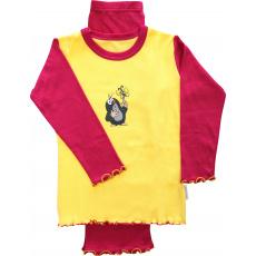 KR 007 dětské pyžamo dlouhý rukáv