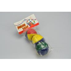 Set žonglovacích míčků - 3ks