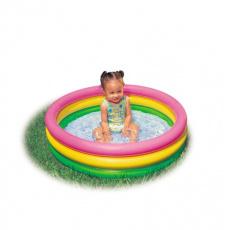 Intex 58924 Bazén nafukovací dětský SOFT