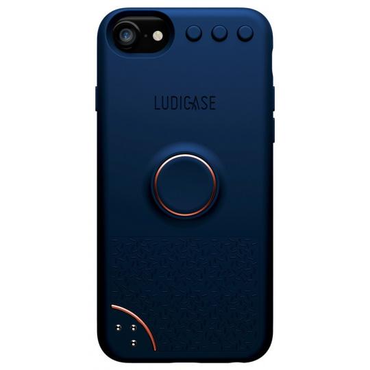 LUDICASE Edition iPhone 6/7/8/SE 2020, Blue