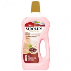 Sidolux Premium na dřevěné a laminátové podlahy - jojobový olej 750ml+250ml zdarma