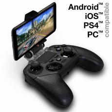 EVOLVEO Ptero 4PS, bezdrátový gamepad pro PC, PlayStation 4, iOS a Android