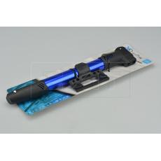 Pumpička na kolo XQ MAX (27.5cm) - Modrá