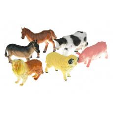 Zvířátka farma (8cm) - Set 6ks