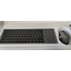 Dell Multi-Device Wireless Combo KM7120W CZ/SK - Titan Gray - SET bezdrátové klávesnice a myši
