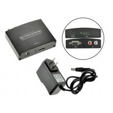 Adaptér VGA na HDMI - Konektor pro USA